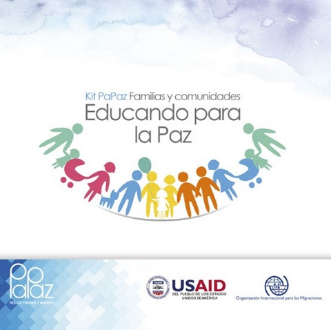 © Organización Internacional para las Migraciones (OIM), Corporación Colombiana de Padres y Madres (Red PaPaz) 2016