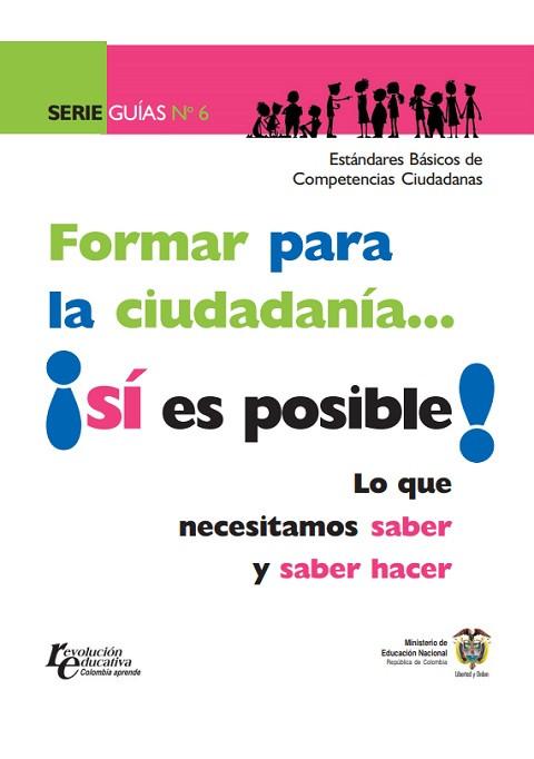 © Ministerio de Educación de Colombia 2004