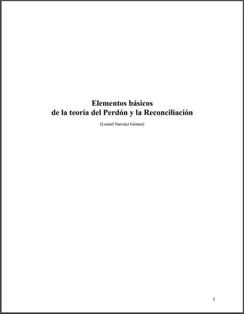 © Fundación para la Reconciliación 2018