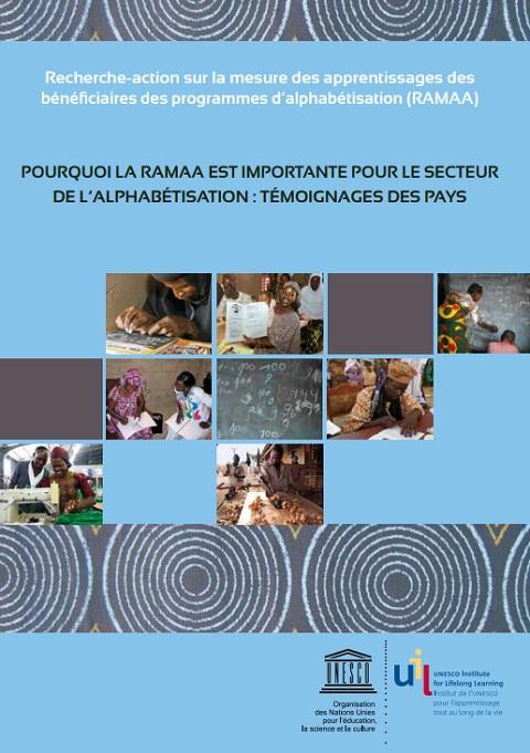© Institut de l'UNESCO pour l'apprentissage tout au long de la vie (UIL) 2016