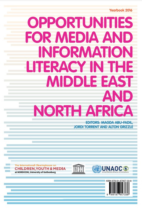 © International Clearinghouse on Children, Youth and Media 2016