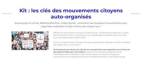 © L'accélérateur de la mobilisation (France)