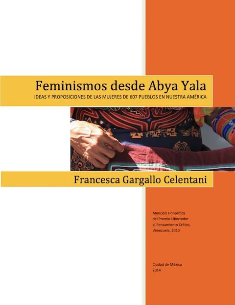 © Francesca Gargallo Calentani 2013