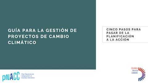 © Plan Nacional de Adaptación al Cambio Climático (PNACC) 2021
