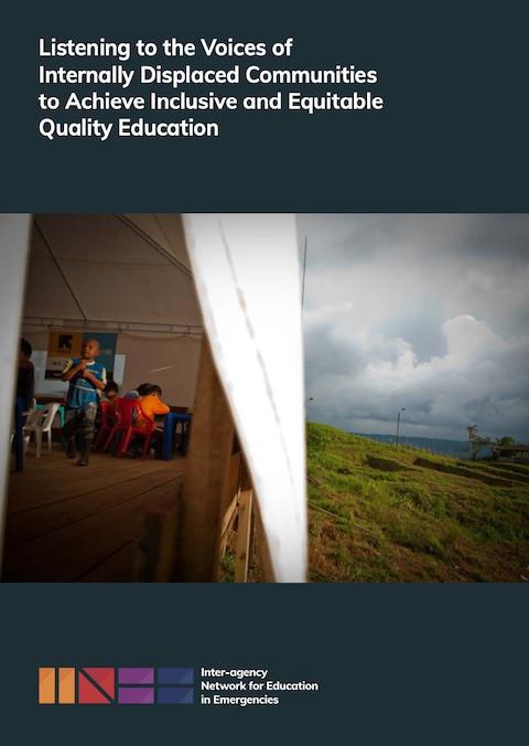 © Inter-agency Network for Education in Emergencies (INEE) 2021