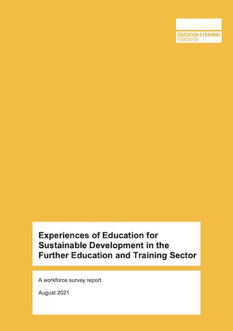 © The Education and Training Foundation2021