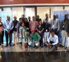 Group photo during the UNESCO Youth Mobile Application development workshop at the Youth Connekt Africa summit © G_Mwaura / UNESCO