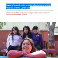 Students of back-to-school programmes at Fundacion Sumate (Chile). Photo: UNESCO/Carolina Jerez