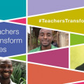 #TeachersTransformLives