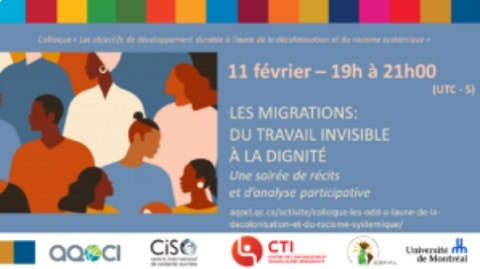 © Association québécoise des organismes de coopération internationale (AQOCI)