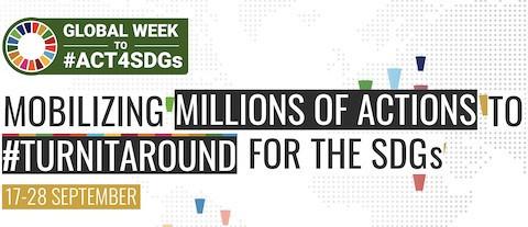 © SDG Action Campaign