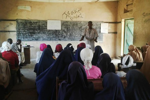 Photo by Children and Young People Living for Peace, Nigeria